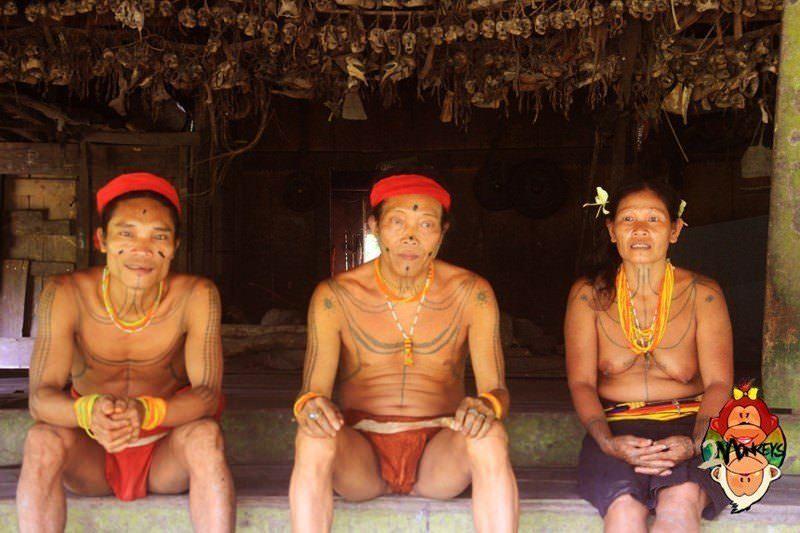 Siberut, Indonesia Saving the Mentawai Culture 14