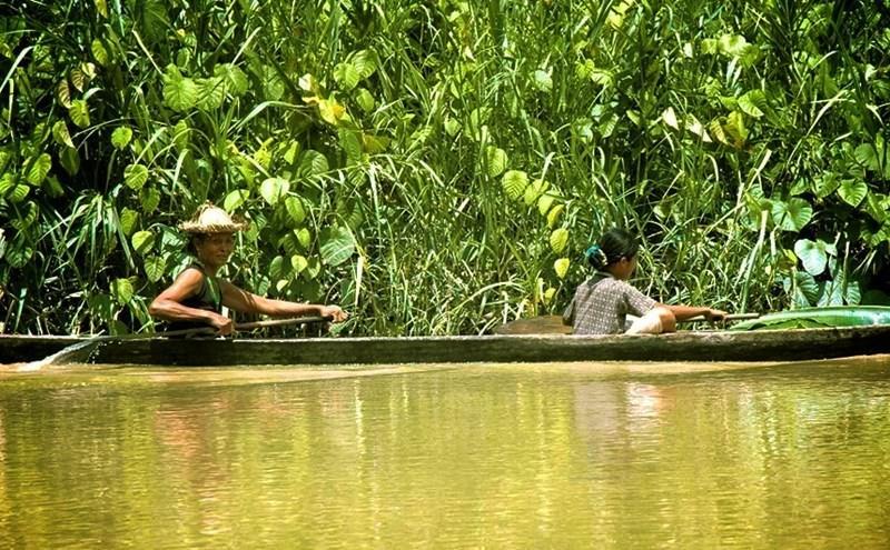 Siberut, Indonesia Saving the Mentawai Culture 2