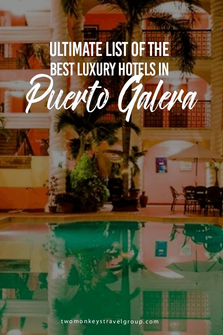 The Best Luxury Hotels in Puerto Galera