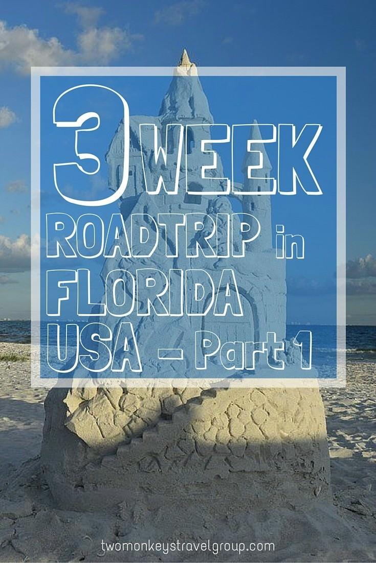 Two Monkeys Travel - Florida