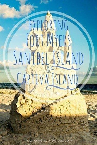 Two Monkeys Travel - USA - Florida - Fort Myers - Sanibel Island - Captiva Island