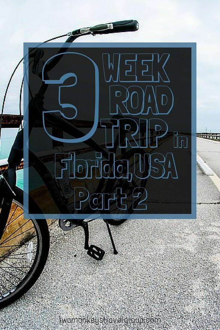 Two Monkeys Travel - USA - Florida
