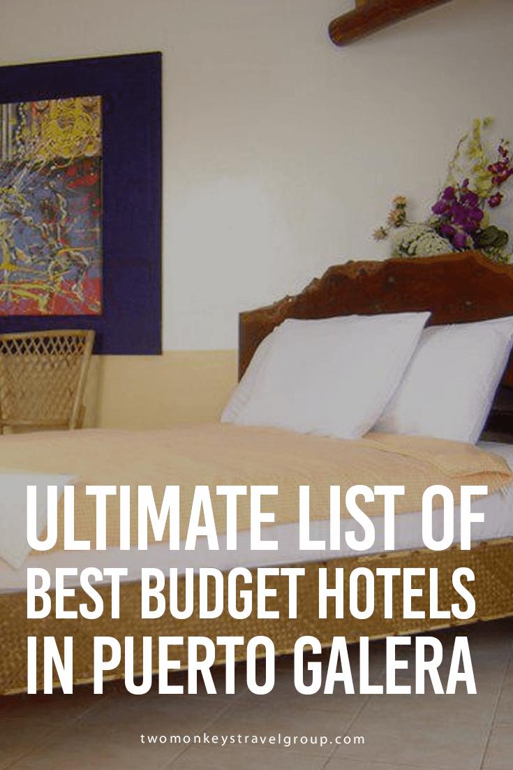 Ultimate List of Best Budget Hotels in Puerto Galera