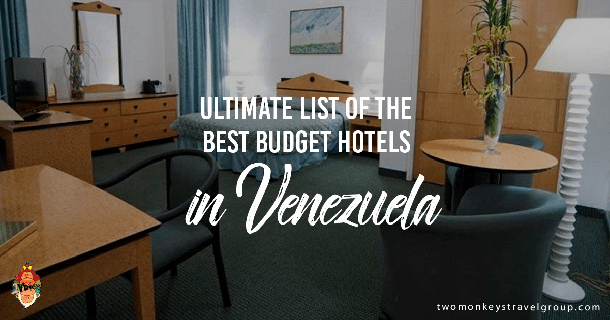 The Best Budget Hotels in Venezuela