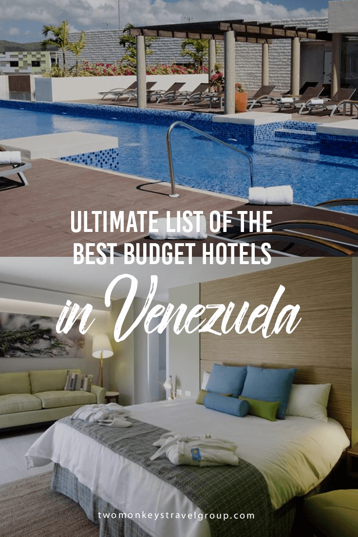 The Best Budget Hotels in Venezuela
