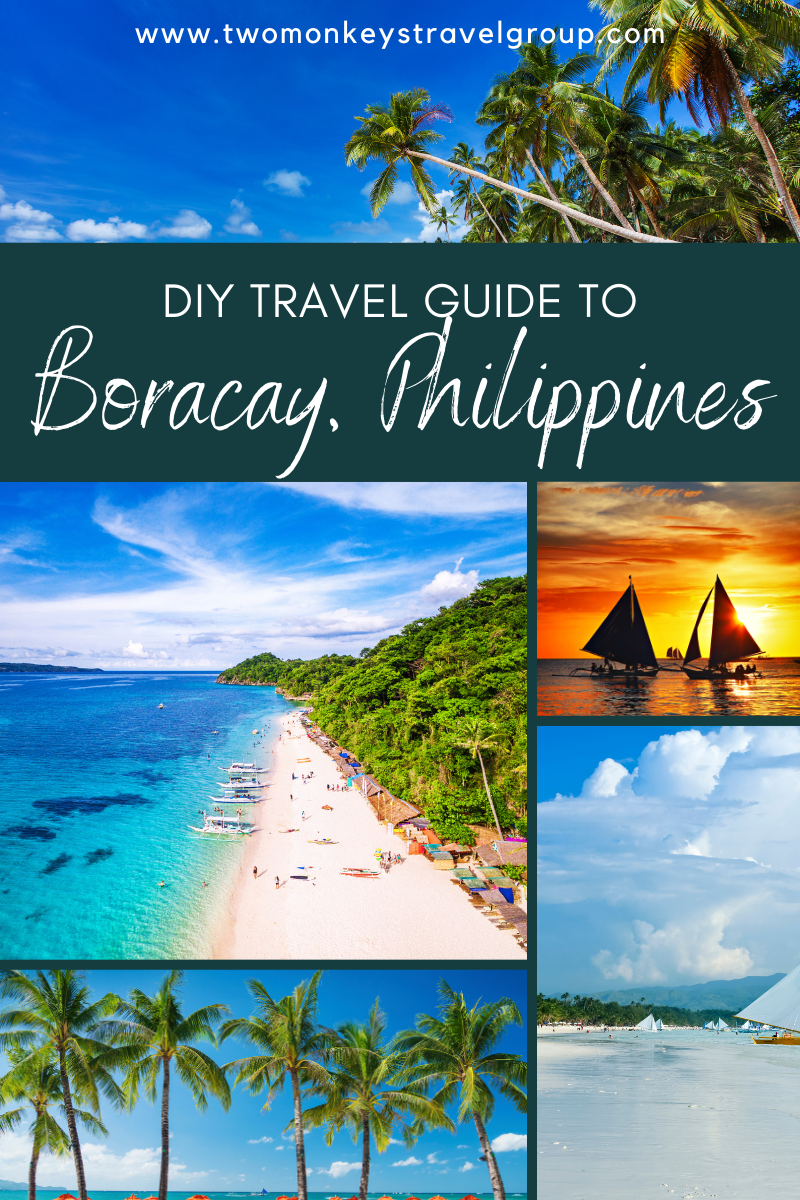 DIY Travel Guide to Boracay, Philippines [with Suggested Tours]