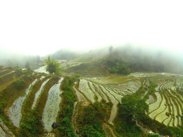 North of Vietnam by Winter Trekking and Homestay in Sa Pa 16