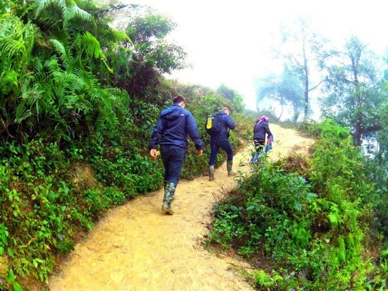 North of Vietnam by Winter Trekking and Homestay in Sa Pa 18