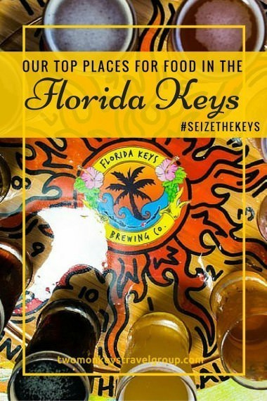 Our Top Places for Food in the Florida Keys #seizethekeys
