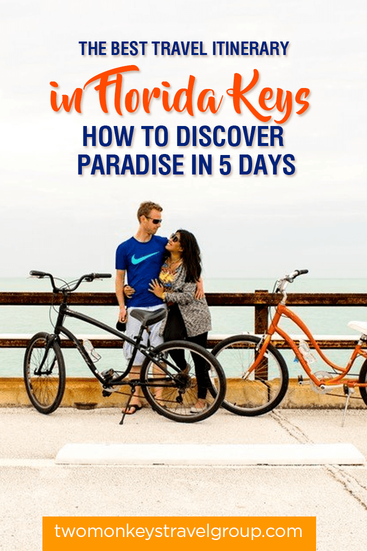 The Best Travel Itinerary in Florida Keys - How to Discover Paradise in 5 Days