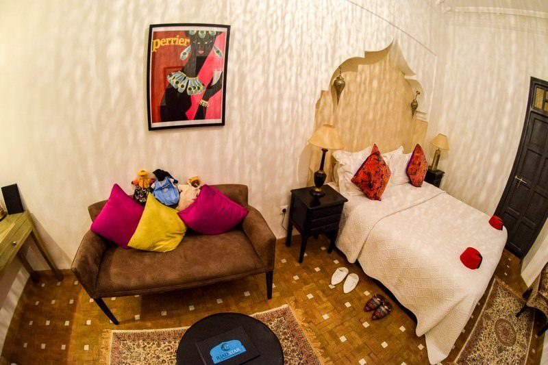 Two Monkeys Travel - Africa - Morocco - Marrakesh - Riad Star a 1