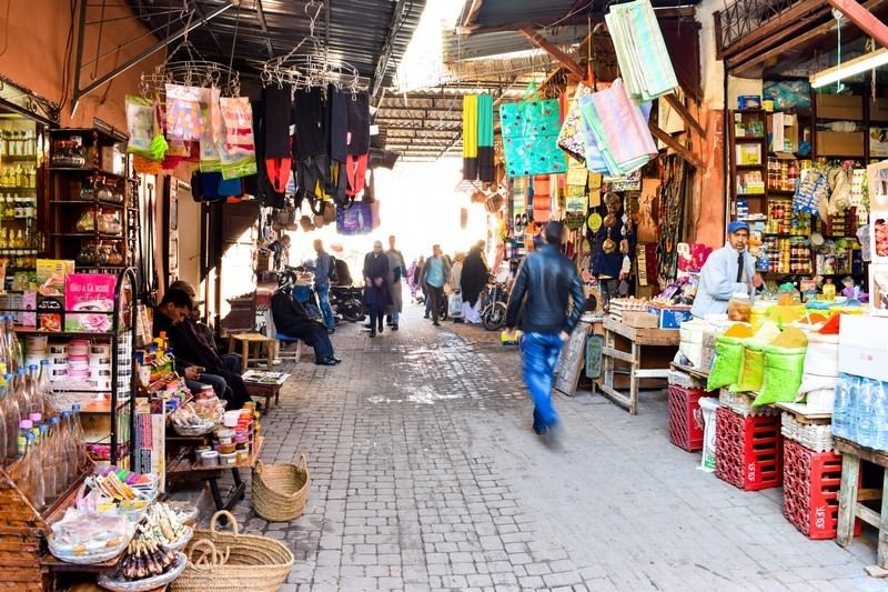 Two Monkeys Travel - Africa - Morocco - Marrakesh - Riad Star a 9