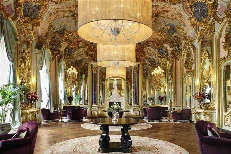 Ultimate List of Best Luxuy Hotels in Italy 5-Villa Cora