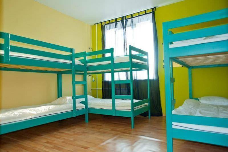 Ultimate List of The Best Hostels in Russia