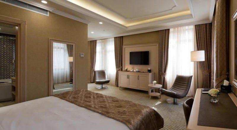 Ultimate List of the Best Luxury Hotels in Georgia