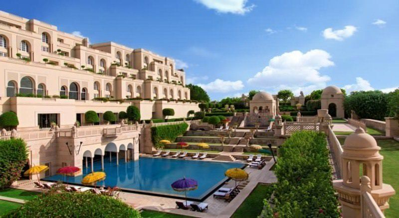 Ultimate List of the Best Luxury Hotels in India 14