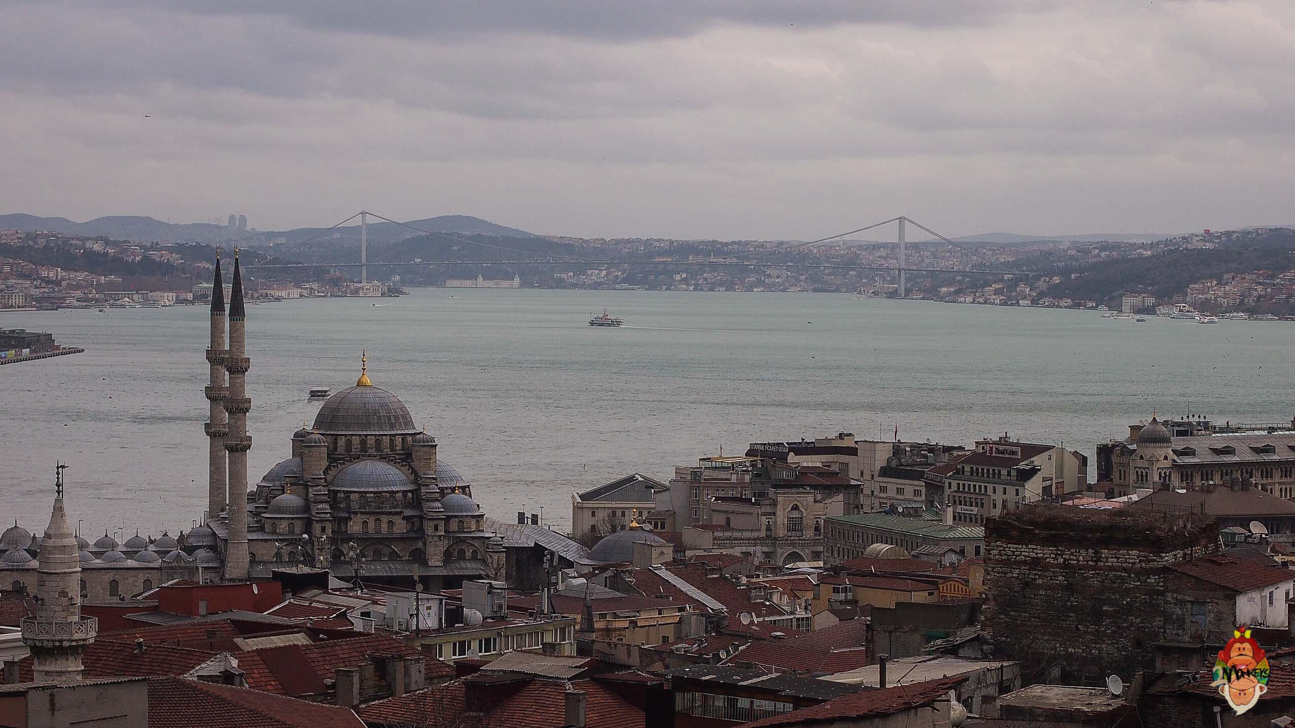 Wandering Off Beaten Track in Istanbul