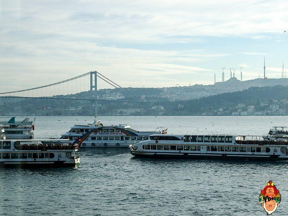 Shangri La Hotel Istanbul Turkey