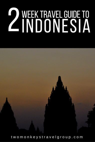 2 Week Travel Guide to Indonesia