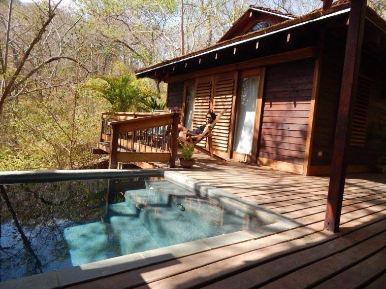 Resort Cottage in Aqua Wellness Resort Nicaragua