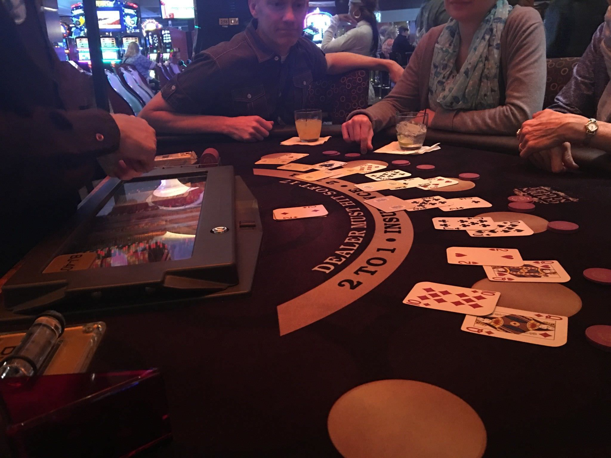 Black Jack in Golden Nugget - Casino Guide for Beginners in Las Vegas