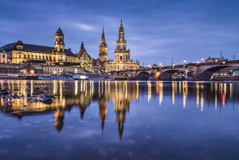 Daytrip from Berlin to Dresden