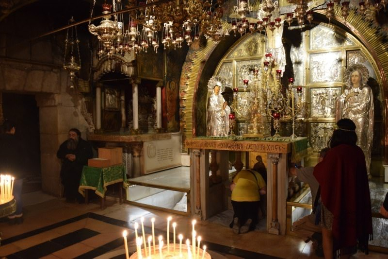 Visiting a Holy Pilgrimage Site in Israel - Filipino Traveler