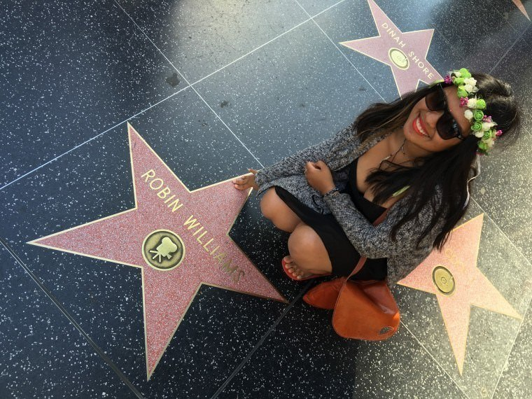 Hollywood Walk of Fame near Luxe Rodeo Drive Hotel