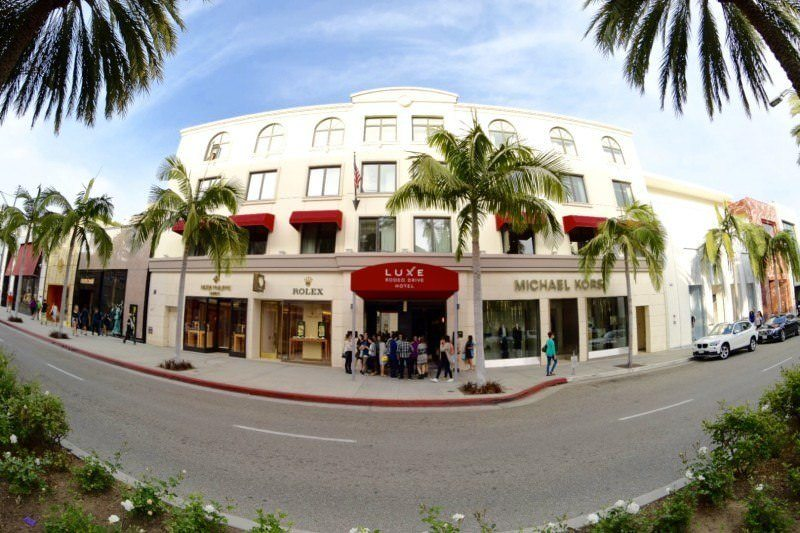 Luxe Rodeo Drive Hotel Review 5