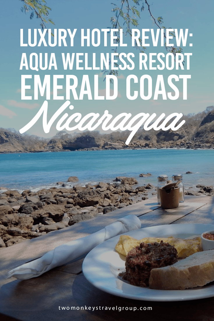 Luxury Hotel Review: Aqua Wellness Resort, Emerald Coast Nicaragua