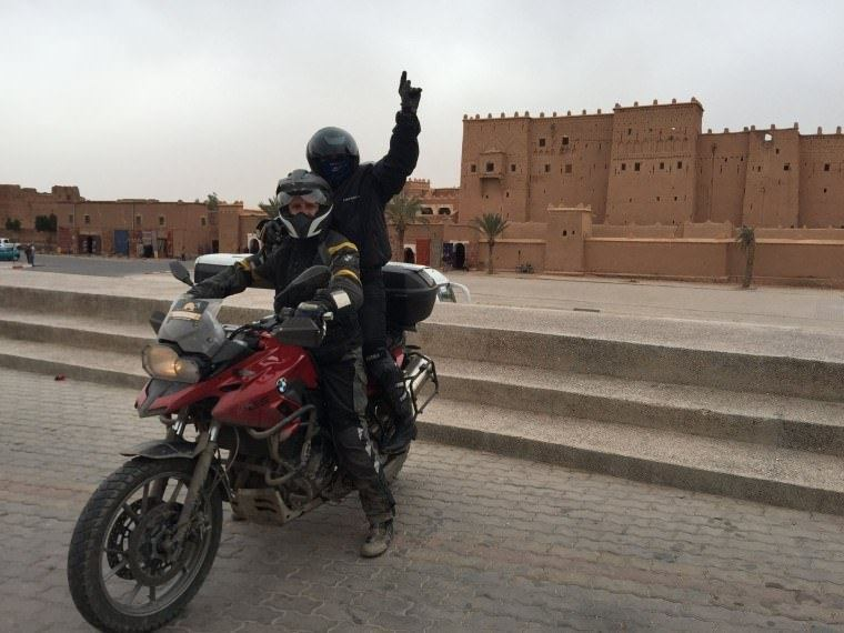 Our Motorbike trip in Morocco