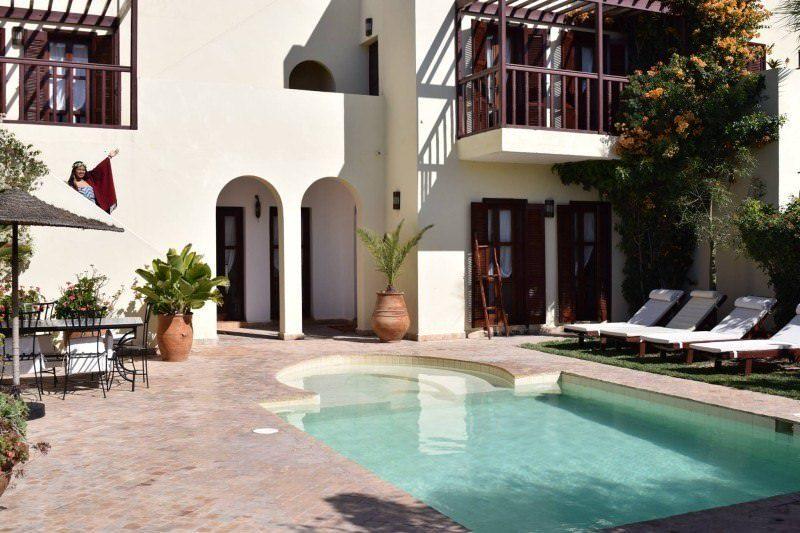 Our Villa at Rebali Riads Morocco Hotel Review