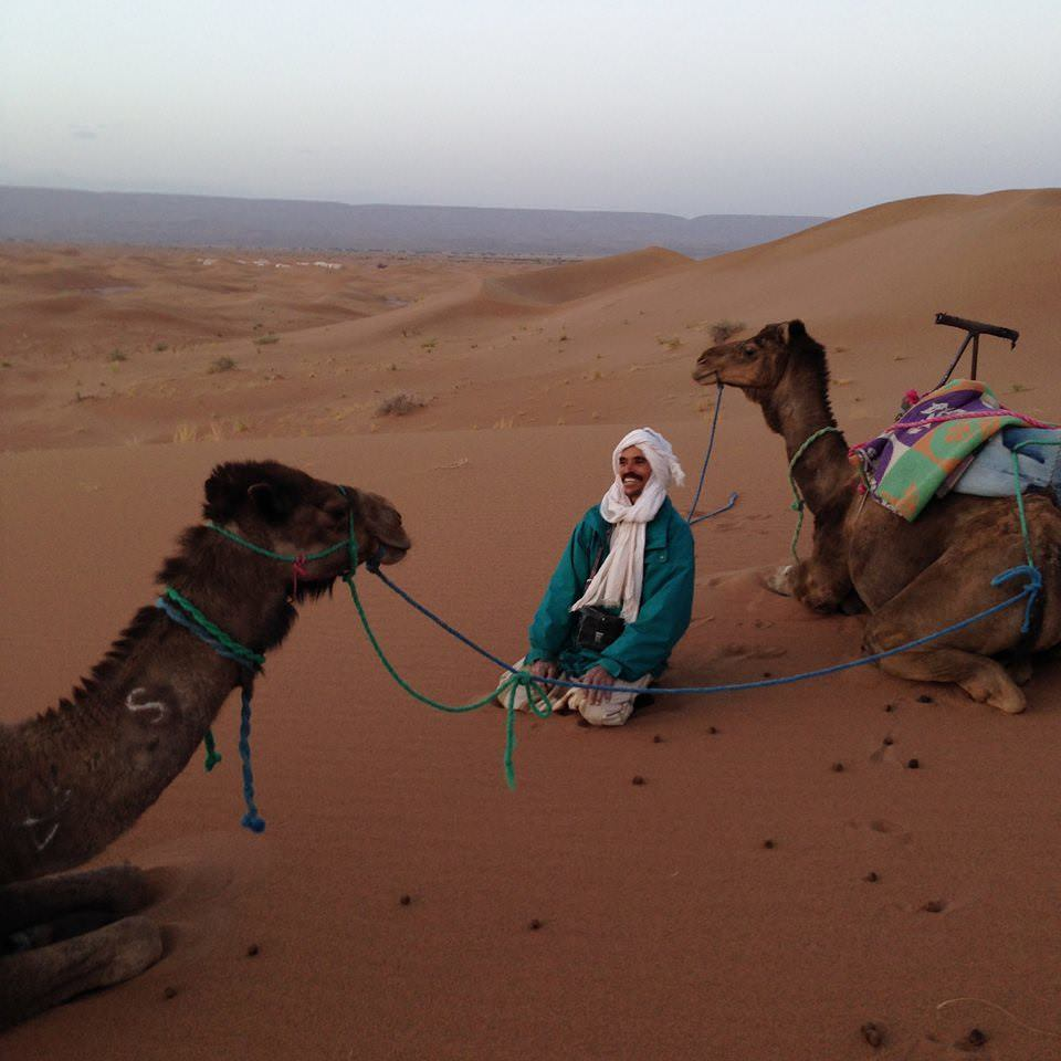 Things to do in South Morocco - Erg Chagaga Desert