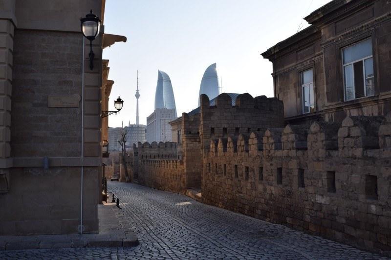 Travel Guide to Baku Azerbaijan for Formula 1