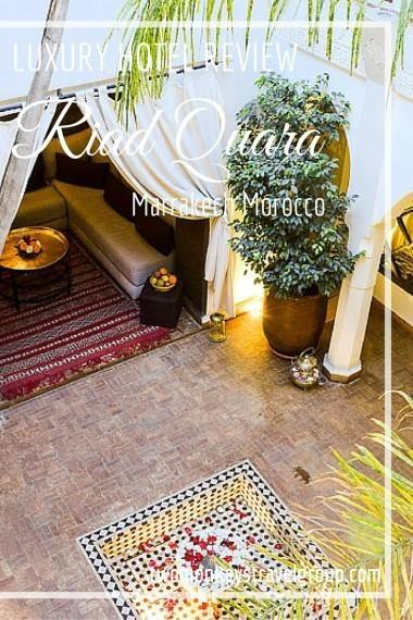 Two Monkeys Travel - Africa - Morocco - Marrakesh - Riad Quara-00