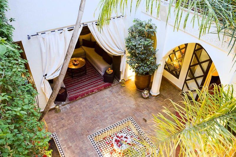 Two Monkeys Travel - Africa - Morocco - Marrakesh - Riad Quara-1
