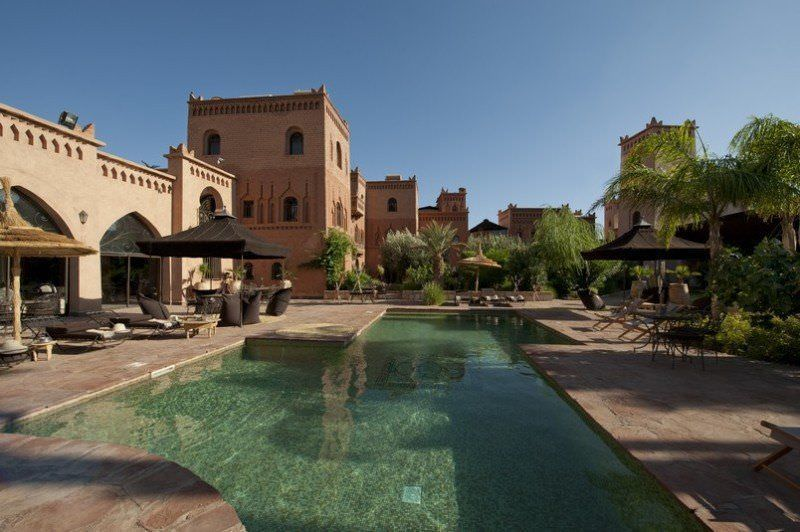Ultimate List of the Best Luxury Hotels in Morocco