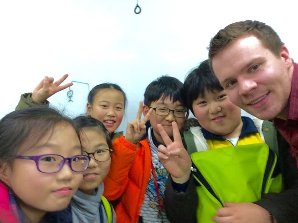 Moving Abroad and Teaching English in South Korea