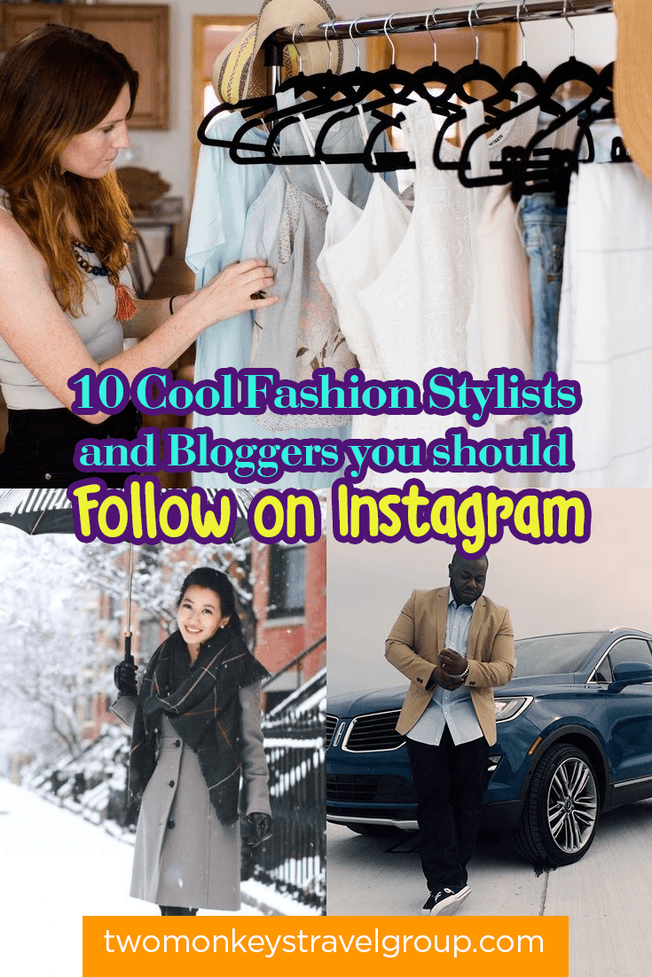 10 Cool Fashion Stylists and Bloggers you should Follow on Instagram