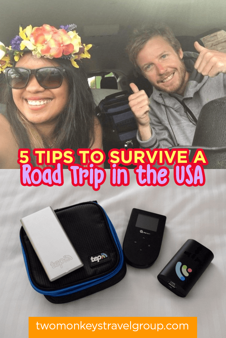 5 Tips to Survive a Road Trip in the USA