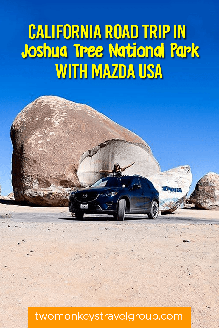 California Road Trip in Joshua Tree National Park with Mazda USA