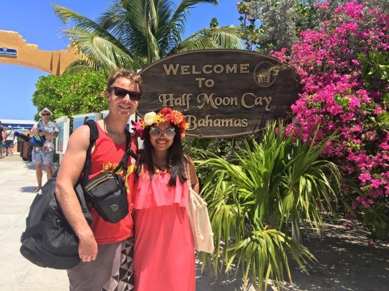 Caribbean Cruise of Kach and Jonathan 7