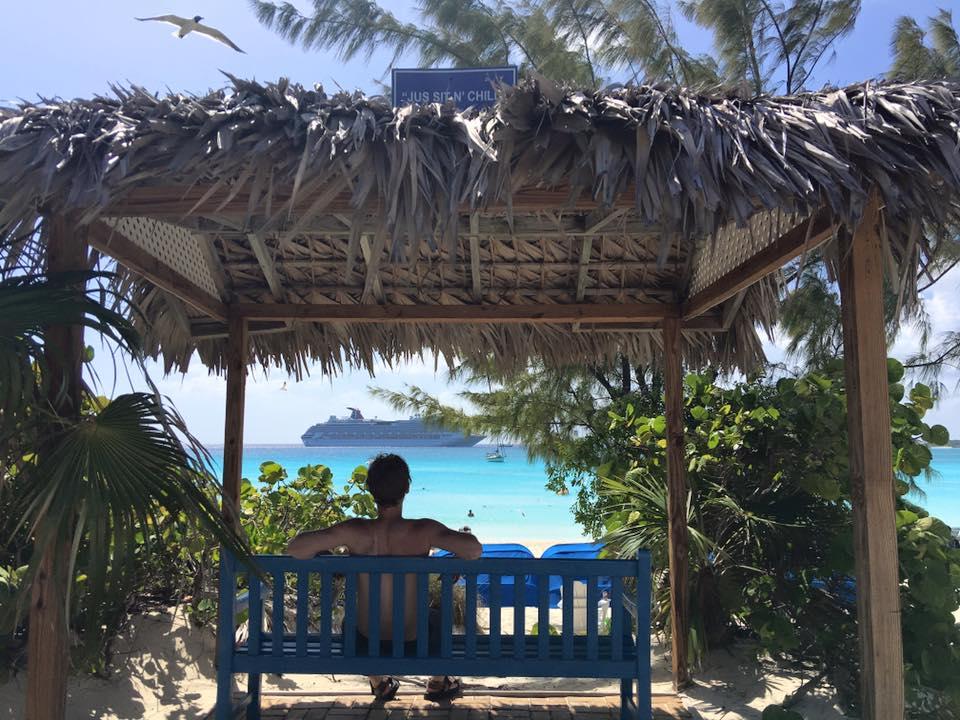 Caribbean Cruise of Kach and Jonathan