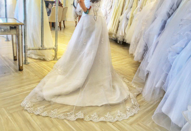 Simply Bridal Wedding Dress - Caribbean Wedding Preparations with Carnival Cruises