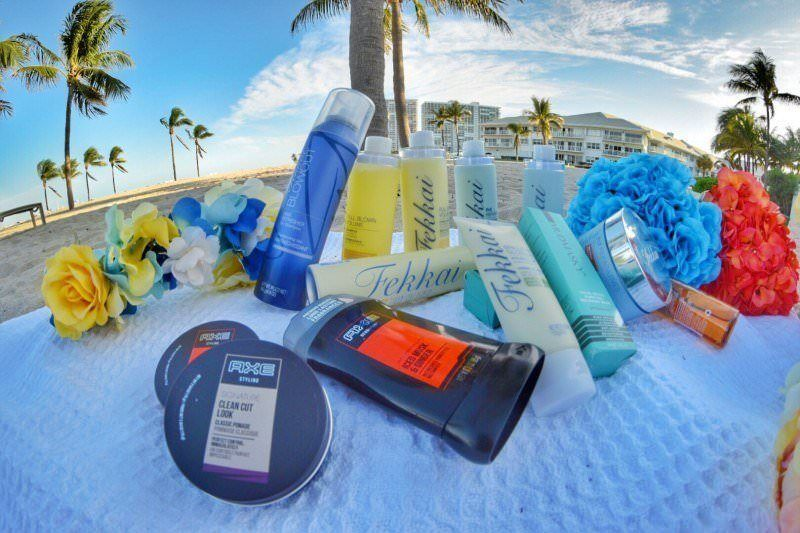 Fekkai Hair Treatment - Caribbean Wedding Preparations with Carnival Cruises