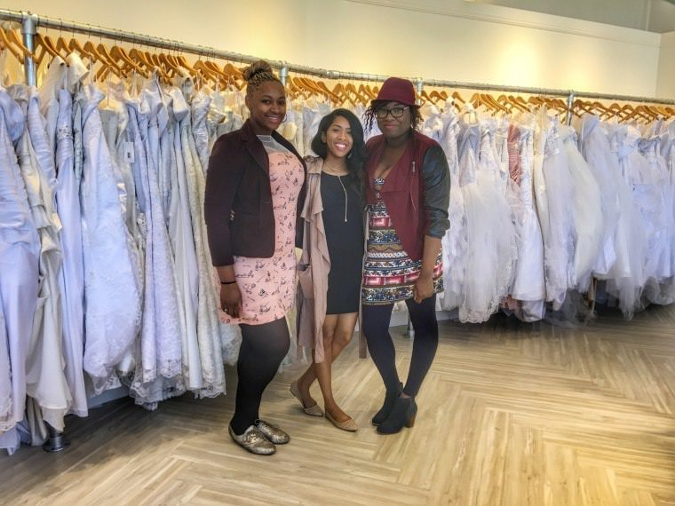 Simply Bridal Staff - Caribbean Wedding Preparations with Carnival Cruises