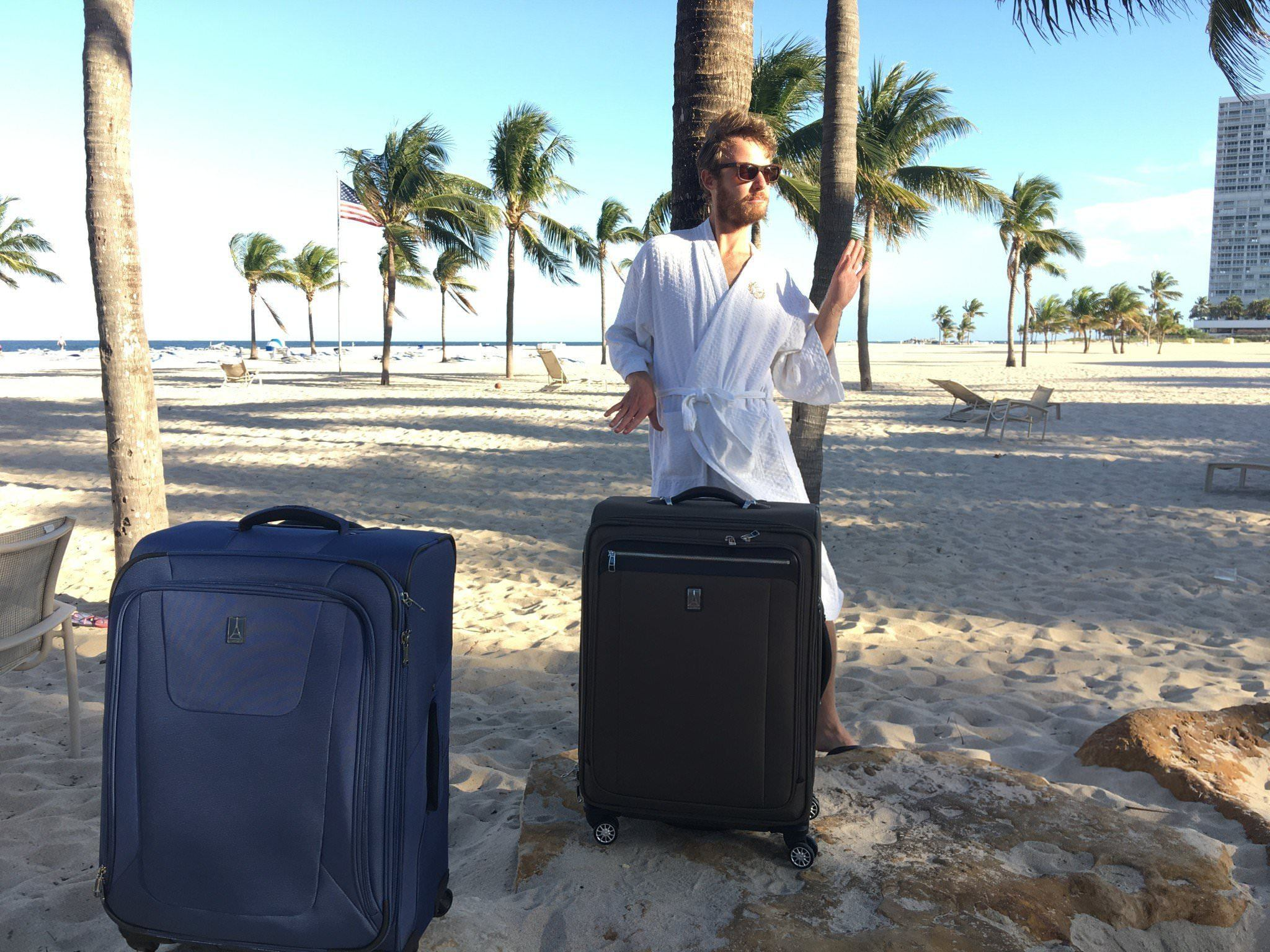 TravelPro Luggage - Caribbean Wedding Preparations with Carnival Cruises