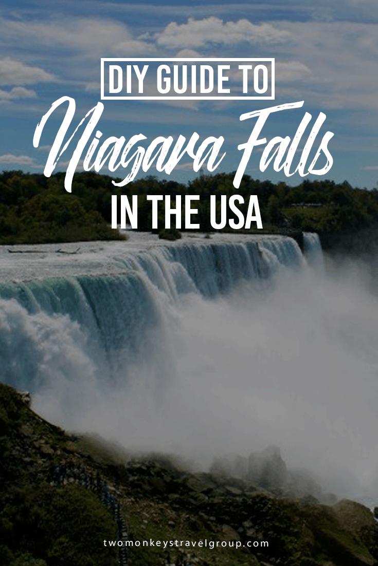 DIY Travel Guide to Niagara Falls in the USA