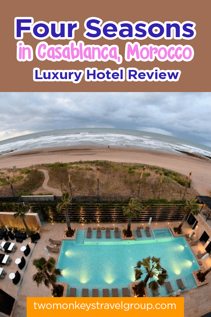 Four Seasons in Casablanca, Morocco - Luxury Hotel Review
