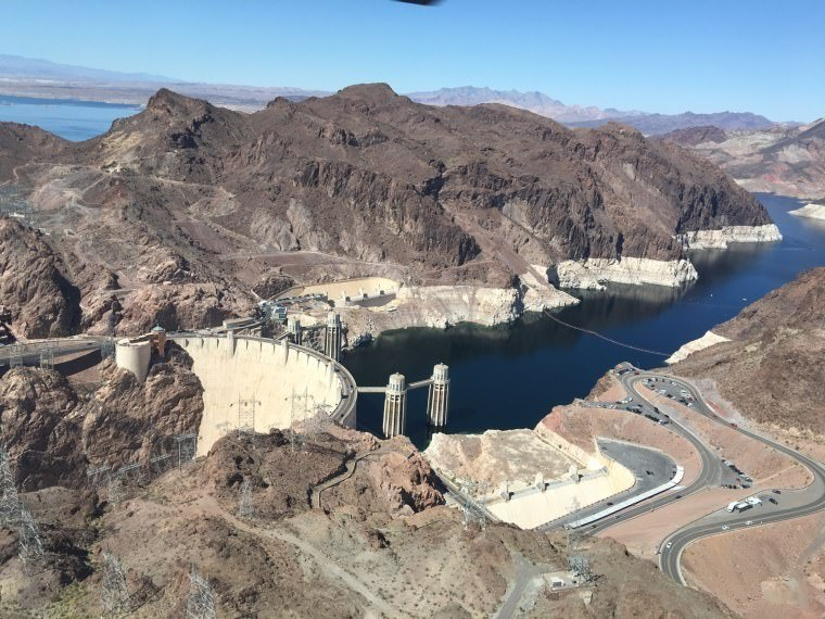 Hoover Dam - Cool things to do in Las Vegas